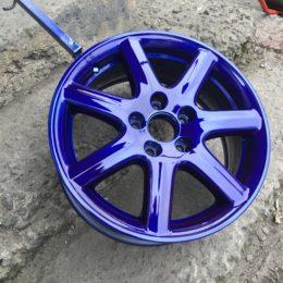Кенди сине-фиолетовый